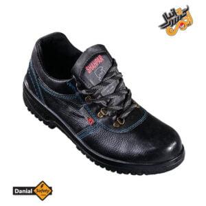 کفش ایمنی کارگاهی شهپر مدل پوتین دلتا
