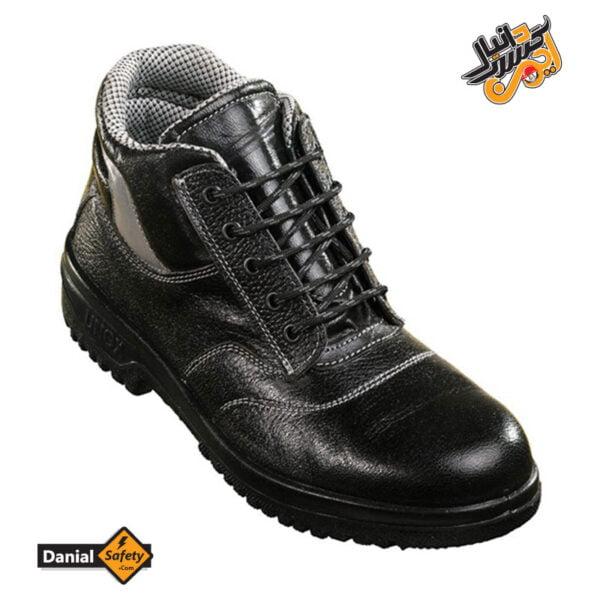 کفش ایمنی کارگاهی شهپر مدل پوتین سبلان
