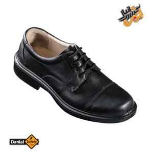 کفش پرسنلی شهپر مدل چرمی 103