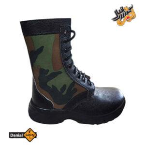 کفش الوندپوش مدل پوتین سربازی