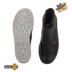 کفش ایمنی کلار پوتین جوشکاری مدل 8428