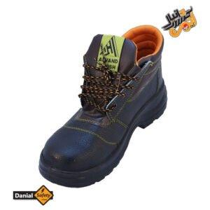کفش ایمنی الوند مدل سبلان 101