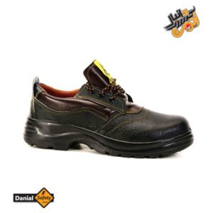 کفش ایمنی الوندپوش مدل ساق کوتاه سبلان کد 102