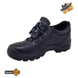 کفش ایمنی ایمن پیما پوتین دنا 115 با زیره PU