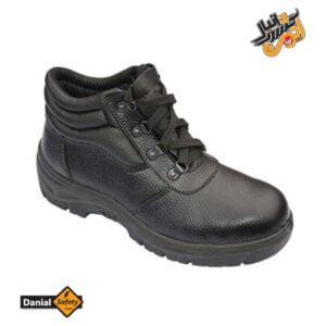 کفش ایمنی نگهبان پنجه فولادی