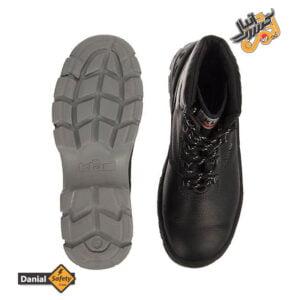 کفش ایمنی کلار پوتین کوآترو بدون کاپ 7240
