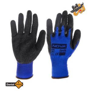 دستکش ایمنی ضد برش نووا مدل NTG-9003