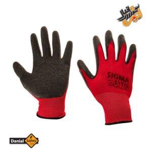 دستکش ایمنی ضد برش سیگما