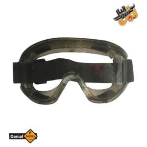 عینک ایمنی اوستام مدل ضد بخار و حرارت oostam