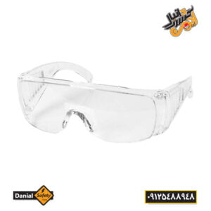 عینک ایمنی توتاس Totas