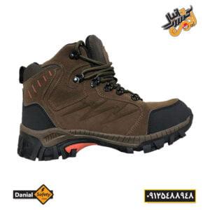 کفش کوهنوردی 5.11 بلند رنگ قهوه ای