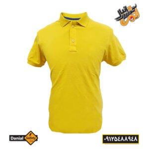 تیشرت جودون زرد