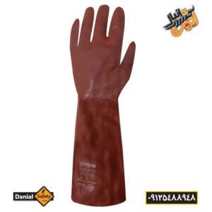 دستکش ضد اسید میداس