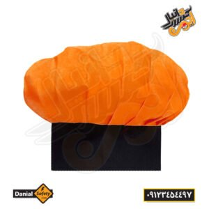 کلاه سرآشپز نارنجی
