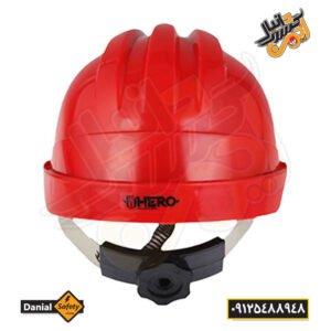 کلاه ایمنی Hero مدل Juli قرمز
