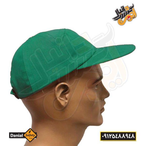 کلاه نقاب دار سبز