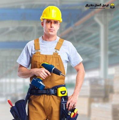 تیشرت کار ارزان برای سازمانها و کارخانه ها